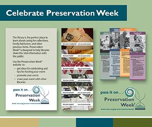 Celebrate Preservation Week